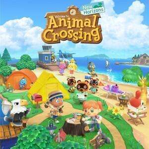 Animal Crossing New Horizons sur Switch (Dématérialisé)