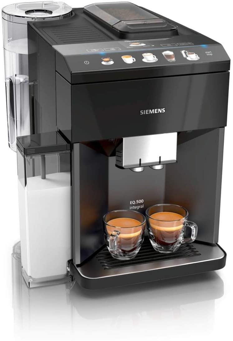 Machine à café automatique avec broyeur Siemens EQ.500 intégrale