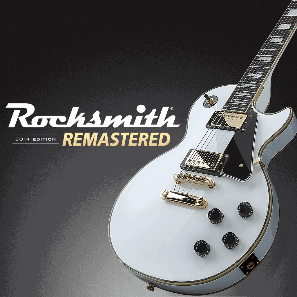 Rocksmith 2014 Edition Remastered sur PC (Dématérialisé - Steam)