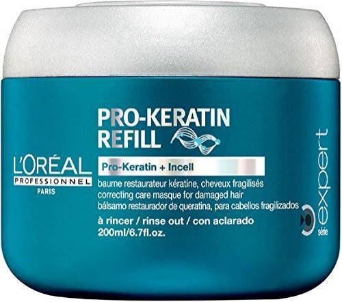 Masque L'Oréal Professionnel  Pro-Keratin Refill 500 mL