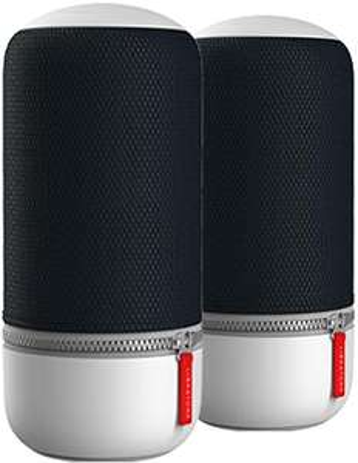 Lot de 2 enceintes portables sans fil connecté Libratone ZIPP 2 - multi-pièces, WLAN, Bluetooth