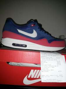 Chaussures homme Nike Air Max 1 Essential