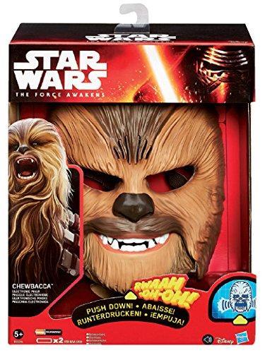 Sélection de jouets en promotion - Ex : Masque Electronique Chewbacca