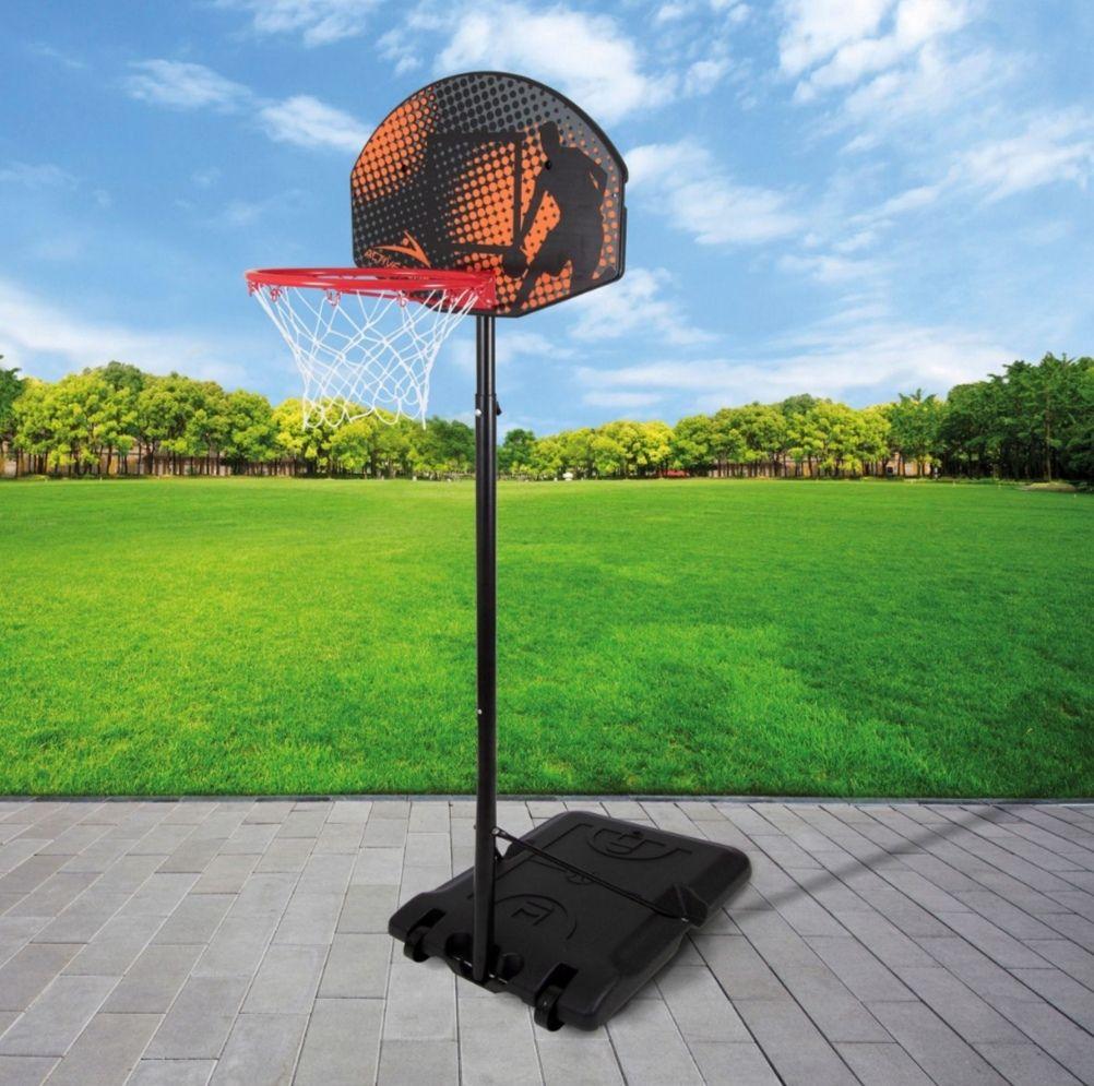 Panier de basket réglable Active Touch - 172/209 cm