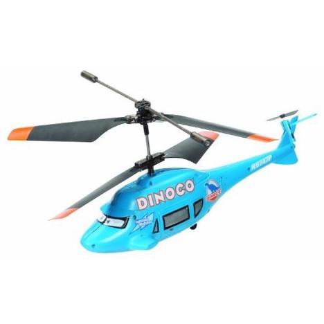 Hélicoptère radio-commandé Majorette Dinocco