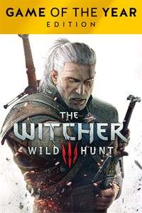 The Witcher 3: Wild Hunt – Game of the Year Edition sur Xbox One (Dématérialisé)