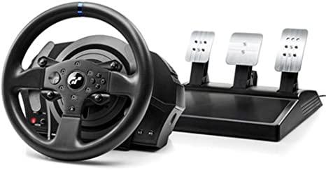 Volant de course + pédalier Thrustmaster T300 RS GT Edition pour PC, PS3 & PS4 (Vendeur tiers)