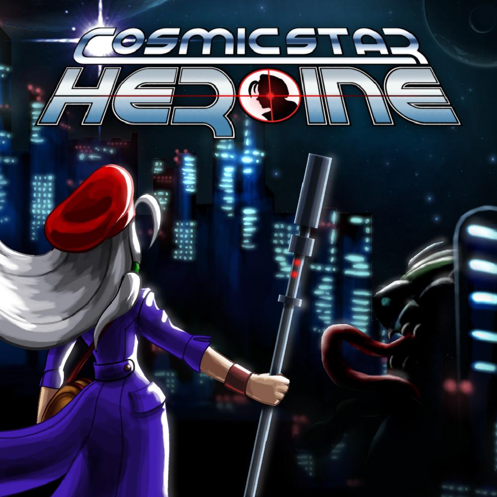 Cosmic Star Heroine sur Nintendo Switch (Dématérialisé)