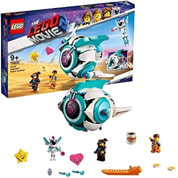 Jeu de construction Lego Movie 2 (70830) - Le vaisseau spatial Systar de Sweet Mayhem