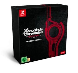 Jeu Xenoblade Chronicles sur Nintendo Switch - Definitive Edition, Collector's Edition