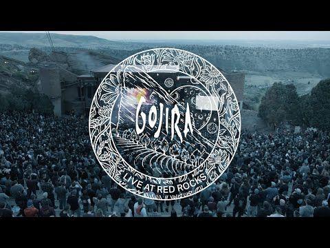 VOD Gojira - Live at Red Rocks visionnable pendant 24h (Dématérialisé)