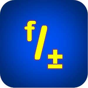 "Application Fraction Calculator ""Fractal MK-12"" gratuite sur Android"