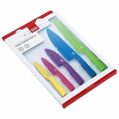 Lot de 5 Couteaux Kuhn Rikon Colori+ Everyday
