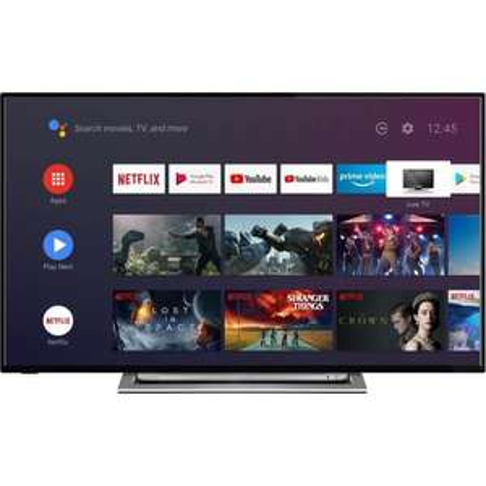 "TV LED 55"" Toshiba 55UA3A63DG - UHD 4K, HDR, Dolby Vision, Chromecast, Android TV"