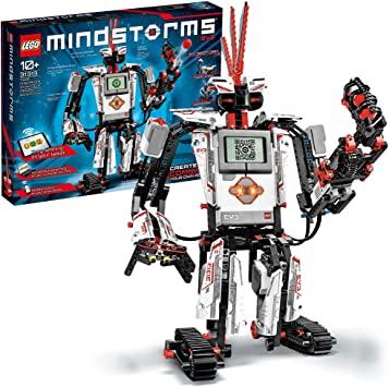 Jeu de construction Lego Mindstorms EV3 (31313)