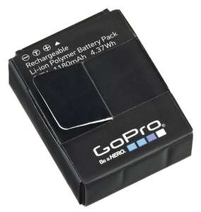 Batterie Lithium-Ion GoPro BATTHD3+ pour caméra Hero 3 / Hero 3+