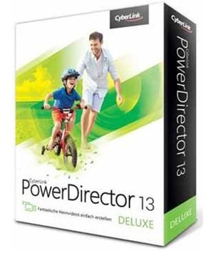 Logiciel Cyberlink PowerDirector 13 LE gratuit sur PC
