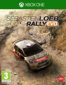 Précommande : Jeu Sebastien Loeb Rally Evo sur Xbox One et PS4