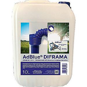 Bidon d'additif AdBlue - 10L