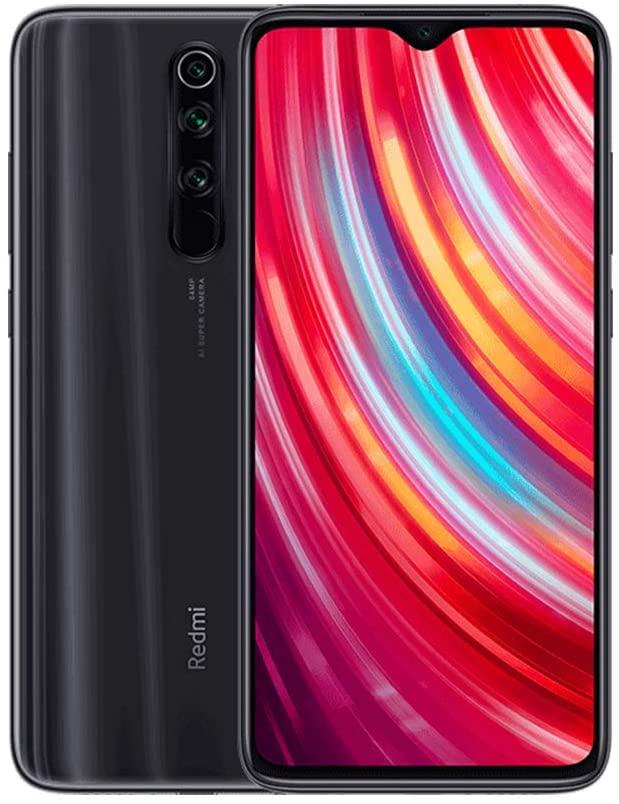"Smartphone 6.53"" Xiaomi Redmi Note 8 Pro (Version Globale) - 64 Go ROM, 6 Go RAM - Gris (Vendeur tiers)"