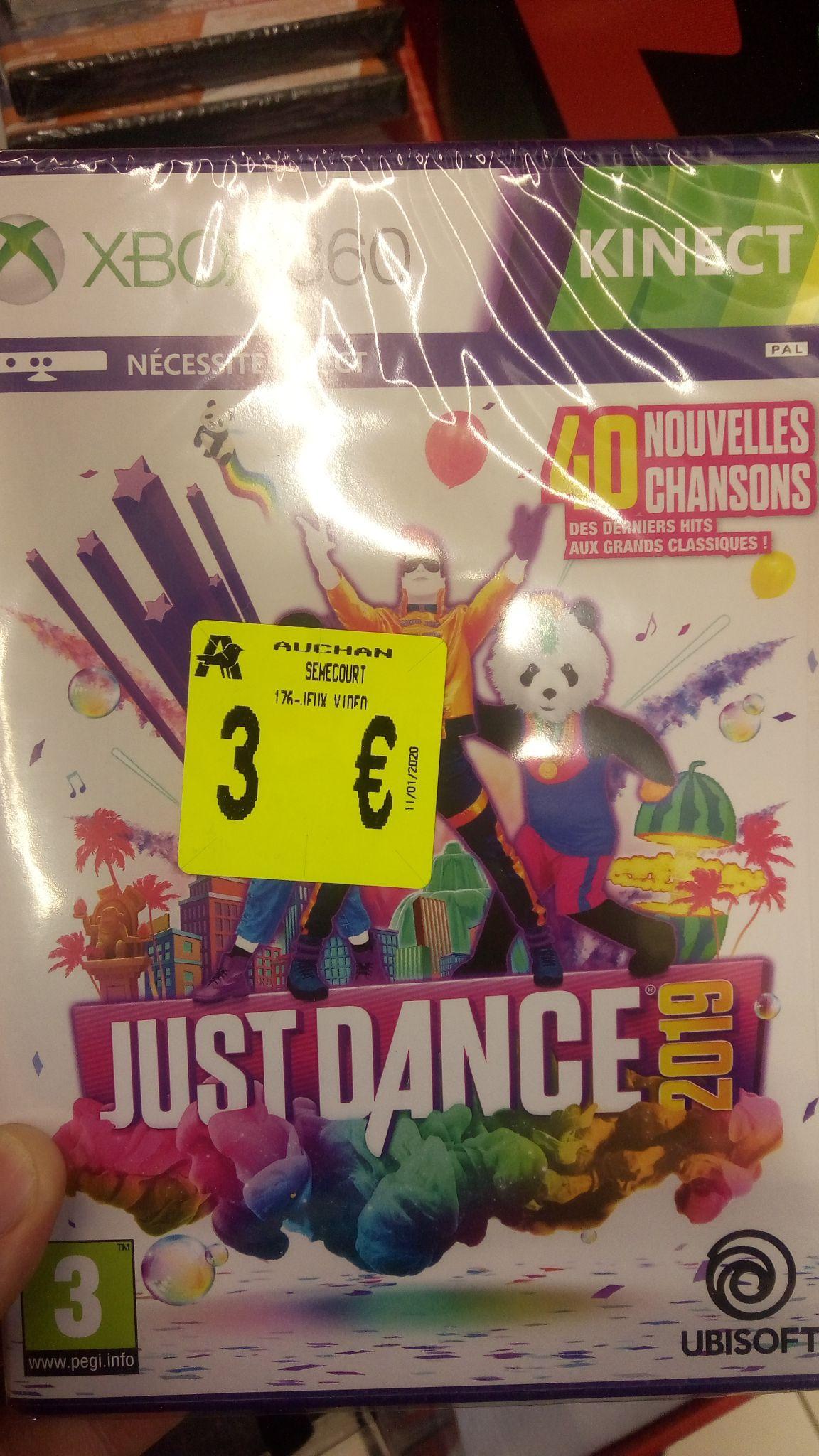 Just Dance 2019 sur Xbox 360 - Semecourt (57)