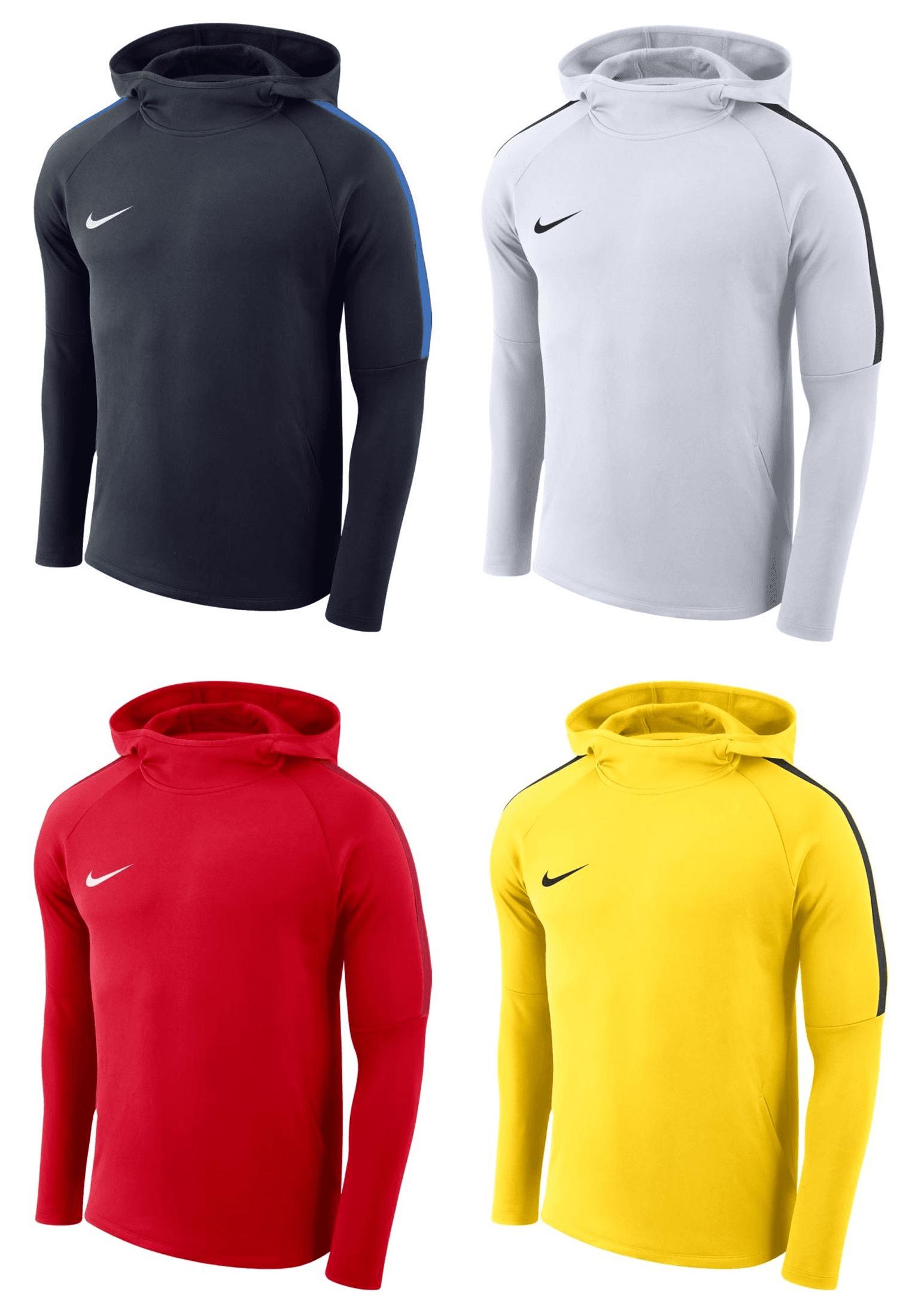 Sweat à capuche Nike Academy 18 - 7 coloris - Tailles du S au XXL