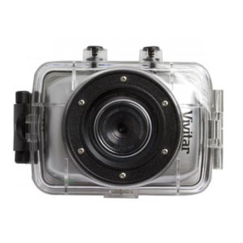 Caméra sportive Vivitar DVR783HD - 720p, avec accessoires