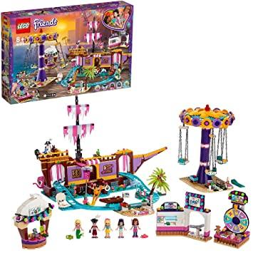 Jouet Lego Friends (41375) - Le quai de Heartlake City (Frais de port inclus)