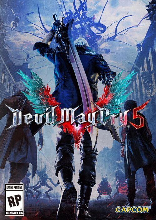 Devil May Cry 5 à 11,09€ ou Resident Evil 2 à 11,39€ sur PC (Dématérialisés - Steam)