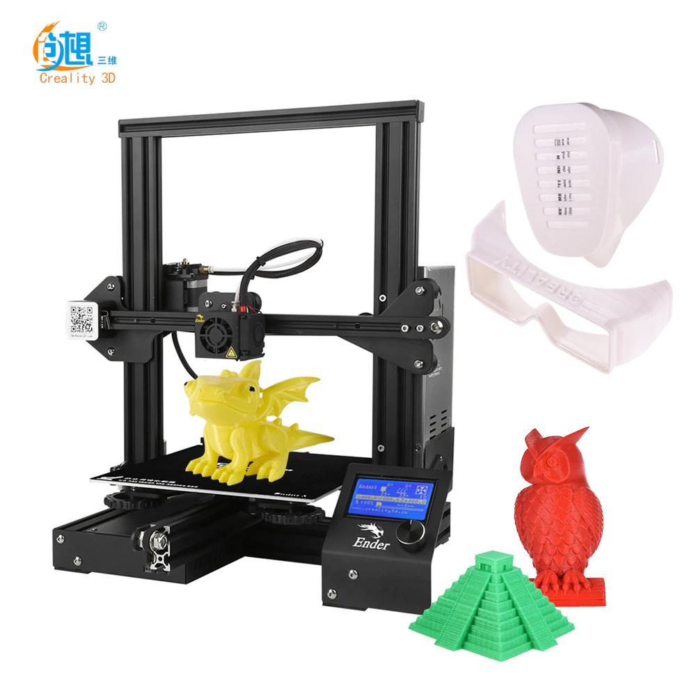Imprimante 3D Creality Ender 3 Pro (Entrepôt République Tchèque - 180.77€ via le code TENDANCES)