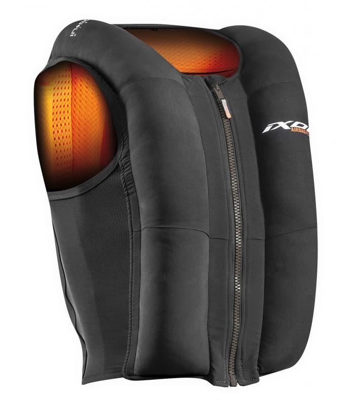 Gilet Airbag Ixon IX-Airbag U03 - Toutes tailles (motardpascher.com)