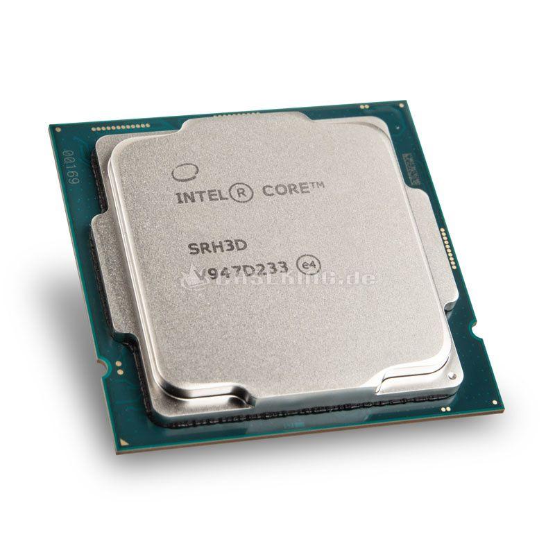 Processeur Intel i7-10700K - 8C / 16T, Socket 1200 (OEM)