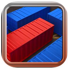 Jeu Puzzle de blocs de conteneurs gratuit sur iOS