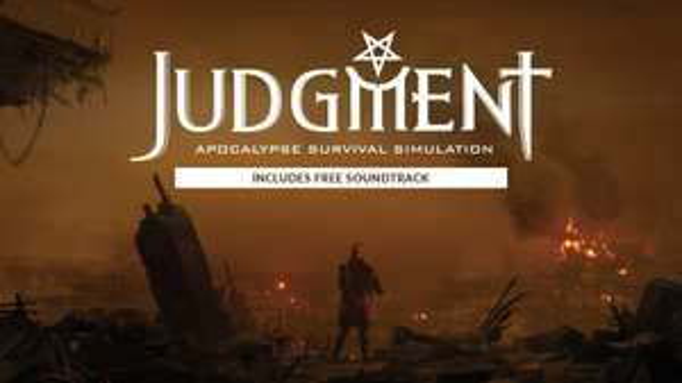 Judgment: Apocalypse Survival Simulation + Free Soundtrack sur PC (Dématérialisé - Steam)