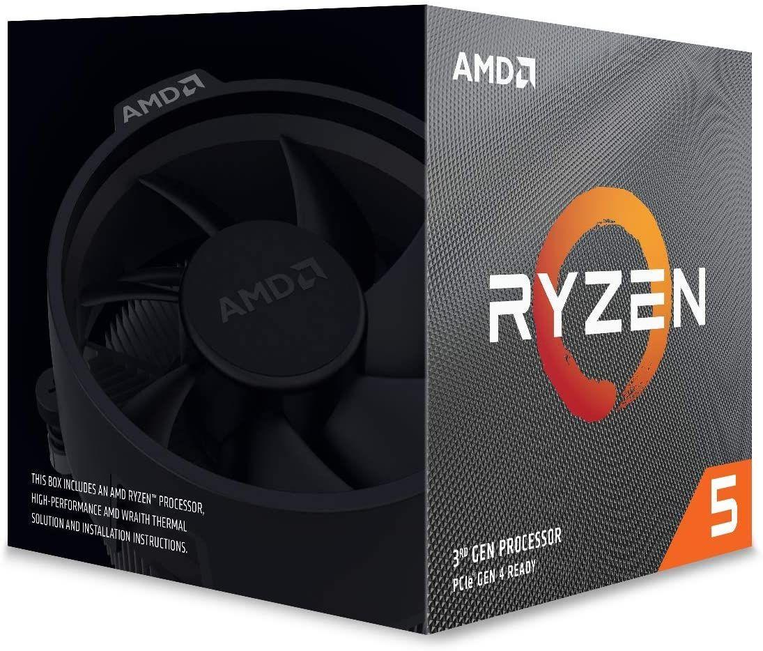 Processeur AMD Ryzen 5 2600 - Sans boite ni ventirad (88.05€ avec le code TENDANCES)