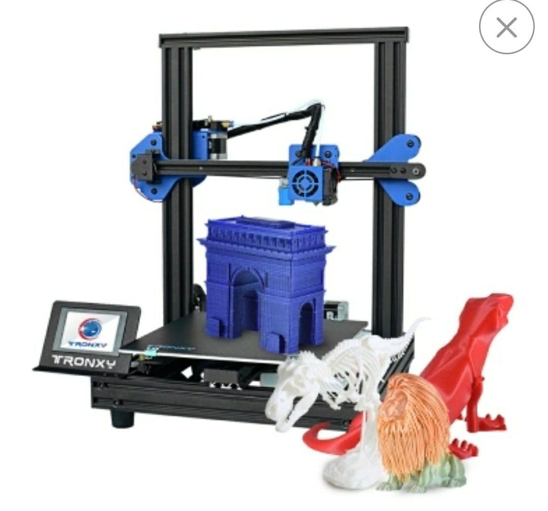 Kit d'imprimante 3D Tronxy XY-2 Pro (Entrepôt Allemagne)