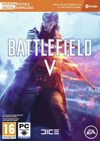 Battlefield V sur PC (Boite physique avec jeu dématérialisé)