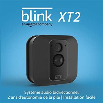 Caméra de surveillance Intérieur/extérieur connectée Blink XT2