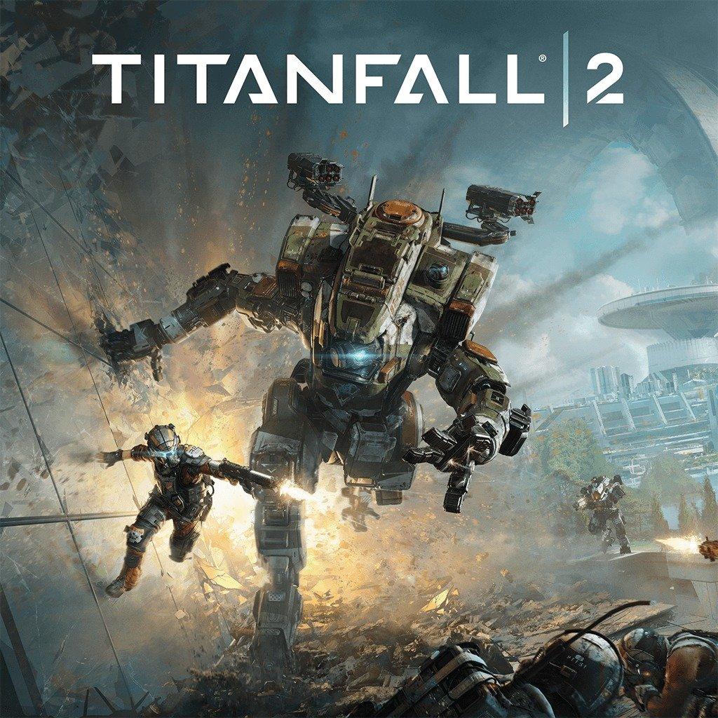 Titanfall 2 à 4.99€ et Titanfall 2 Édition Ultime à 5.99€ sur PC (Dématérialisé - Origin)