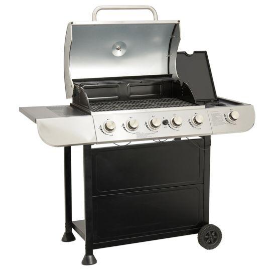 Barbecue Gaz GZ5100 - 5 brûleurs