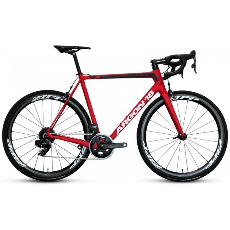 Vélo Route Argon 18 gallium - Sram force etap axs - zipp 302
