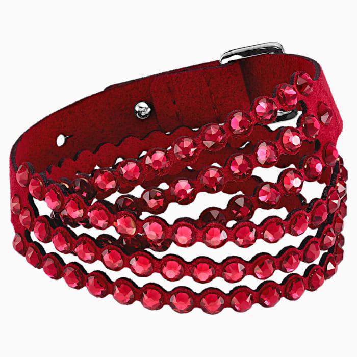 Bracelet Swarovski Power Collection - Rouge ou violet