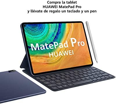 "Tablette 10.8"" Huawei MatePad Pro - 6 Go de RAM, 128 Go, Kirin 990, 7250 mAh + Stylet + Clavier"