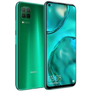 """Smartphone 6,4"""" Huawei P40 Lite - 6 Go RAM, 128 Go ROM + Coque de protection (Sans Services Google)"""