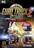 Jeu Euro Truck Simulator 2 - Edition Limitée sur PC (Dématérialisé, Steam)