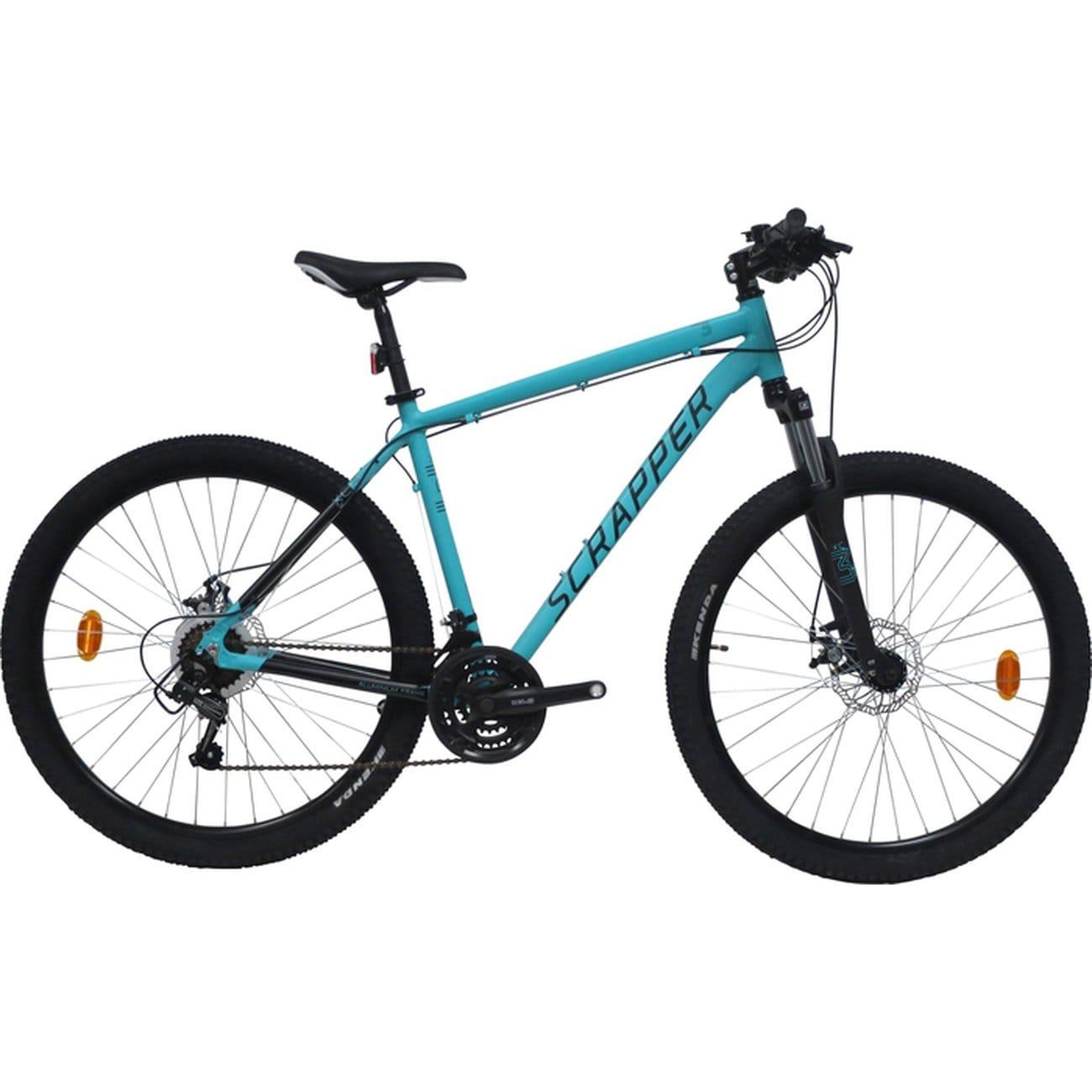 Vélo VTT Scrapper XC 3.9 LTD pour Homme - Bleu, Tailles S à XL