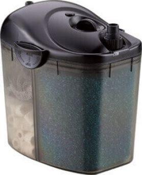 Filtre externe pour aquarium compact Watsea ECF 200 - Jusqu'à 60L