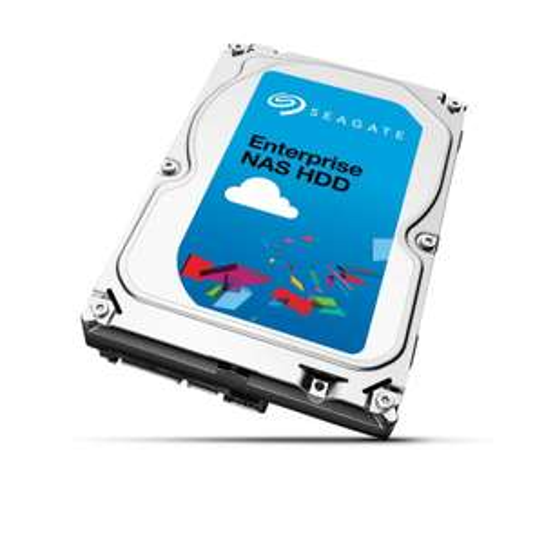 "Disque dur interne 3,5"" Seagate NAS HDD 4 To"