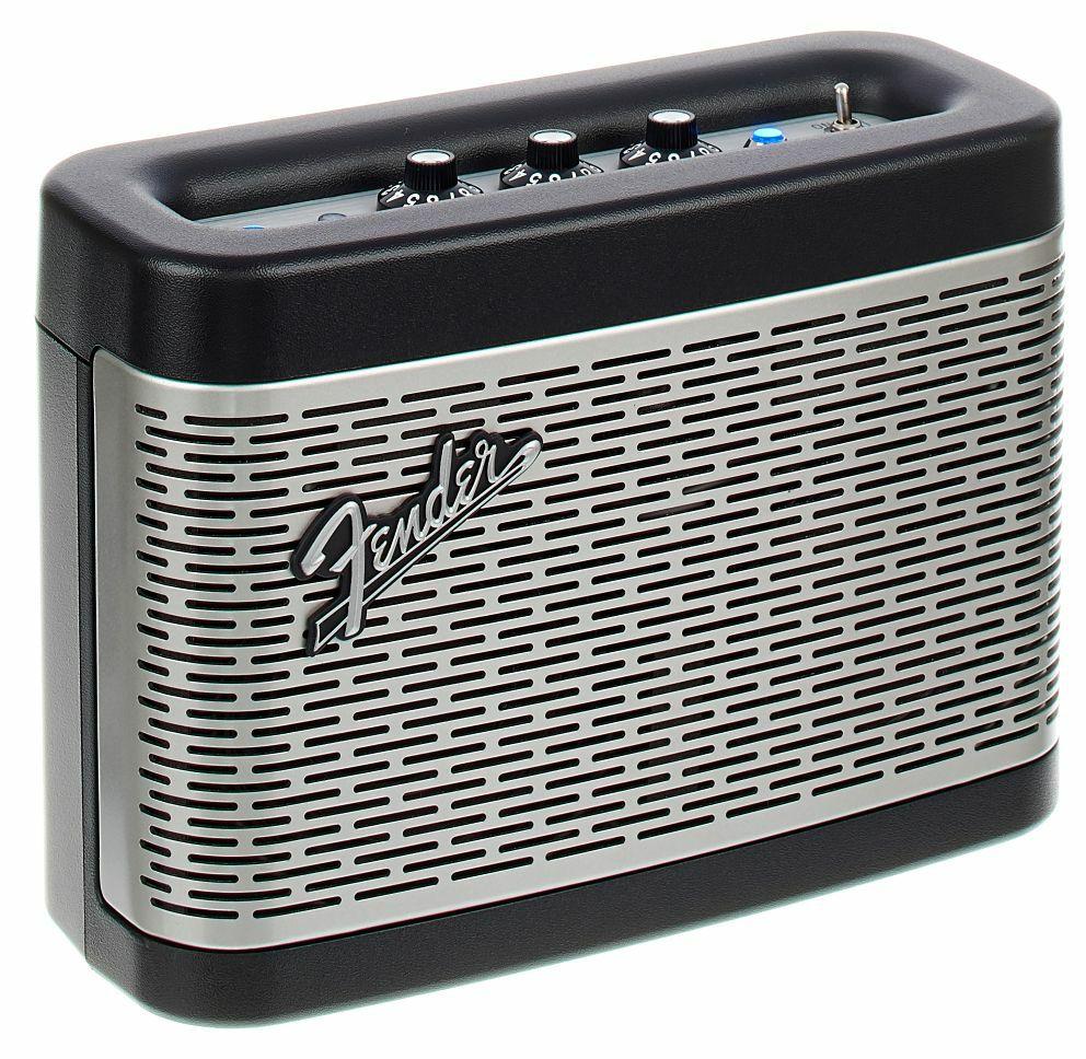 Enceinte sans-fil Fender Newport BLK - Bluetooth