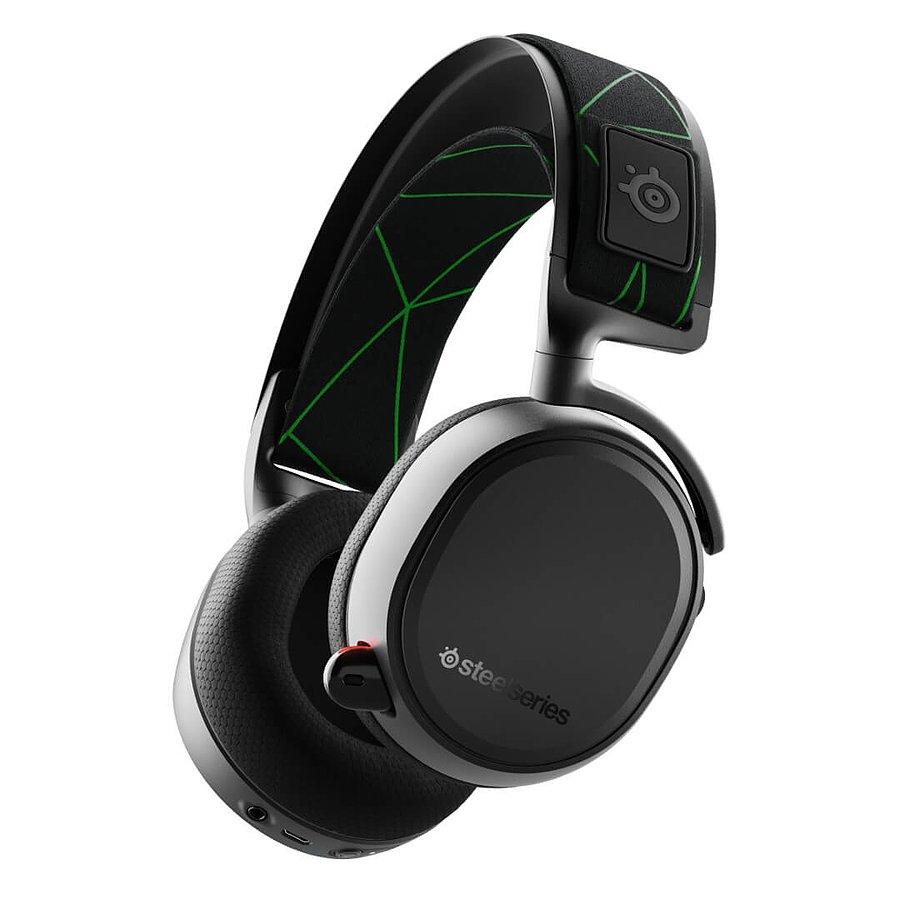 Casque-micro audio sans-fil SteelSeries Arctis 9X (Compatible Xbox One) - Windows Sonic, Bluetooth